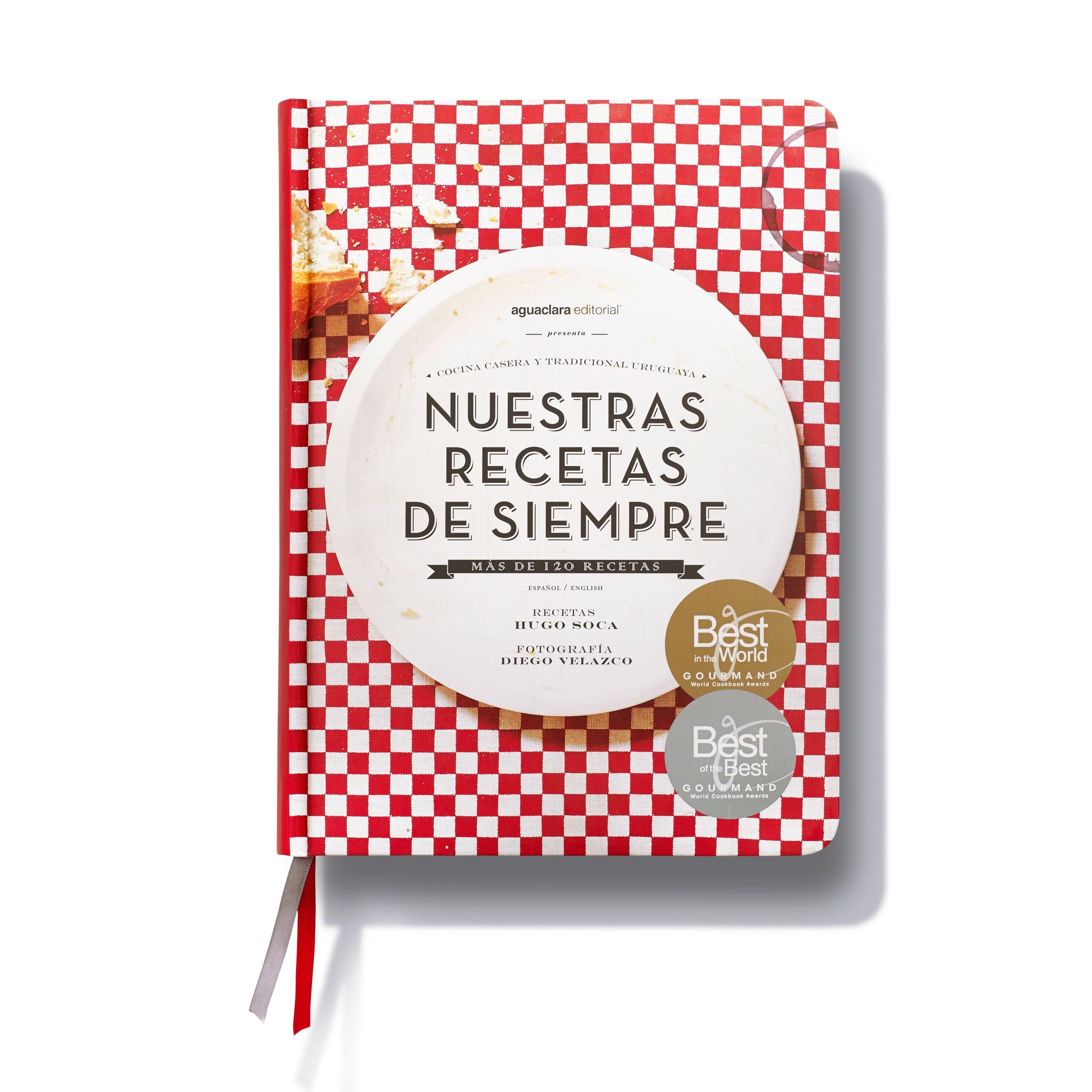Nuestras Recetas De Siempre De Editorial Aguaclara